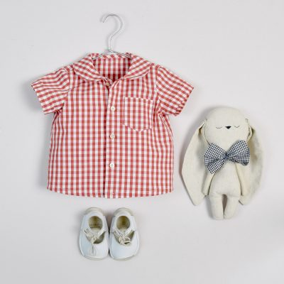 Red Gingham shirt